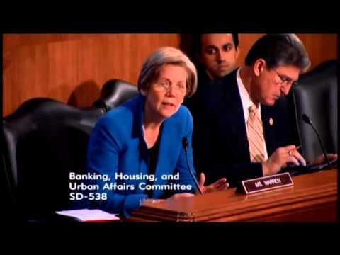 Senator Elizabeth Warren - Oversight and Reauthorization of The Export-Import Bank