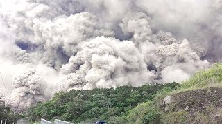 60+ dead in Guatemala volcano eruption