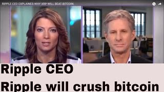 Chris Larsen explains why Ripple will crush bitcoin..CKJ Crypto news