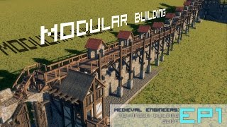 [m.e.] Advanced Building Guide -- Modular Construction