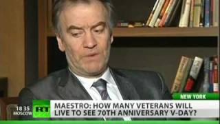 Maestro Valery Gergiev: RT Exclusive Interview