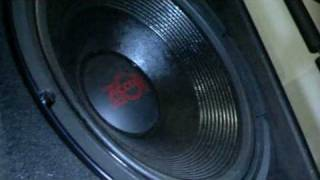 18 inch PA Subwoofer bass i love you w/o Mains