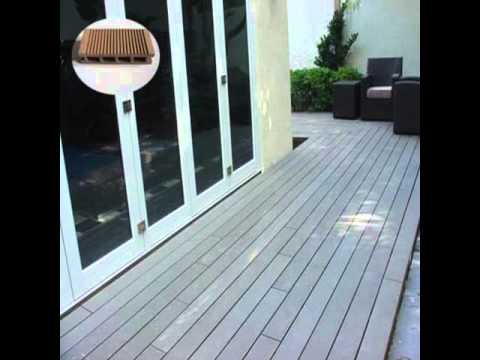 Wood Plastic Floor Covering Optionswooden Front Porch Flooring