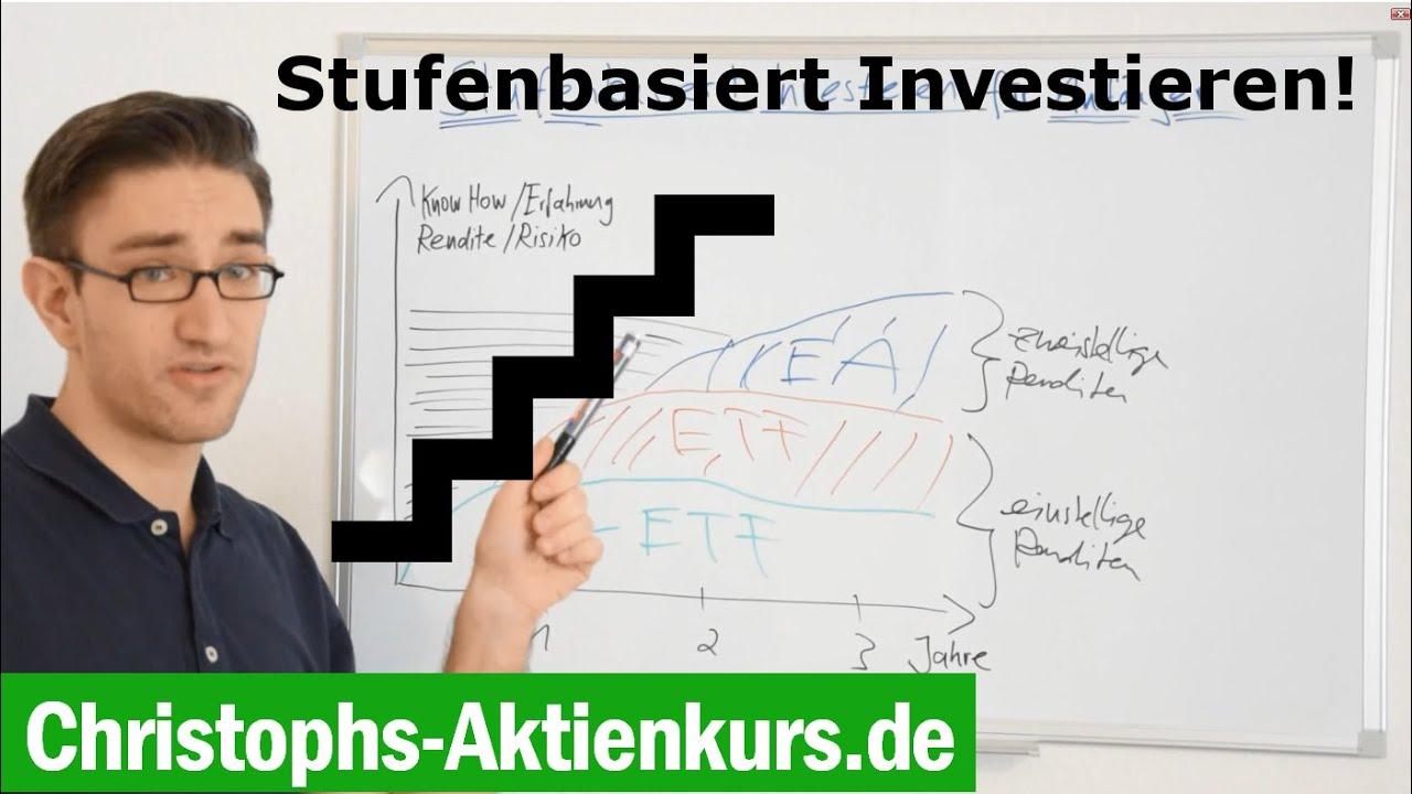 Aktien Kaufen Für Anfänger Stufenbasiert Investieren Christophs