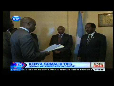News: Kenya set to re-open embassy in Somalia