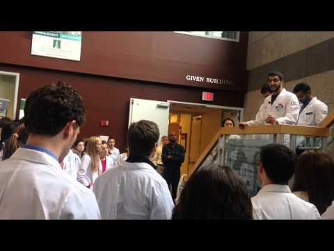 University of Vermont College of Medicine Die In