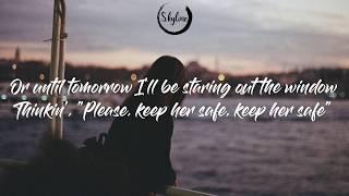 Safe  →  Nico Santos [Lyrics]