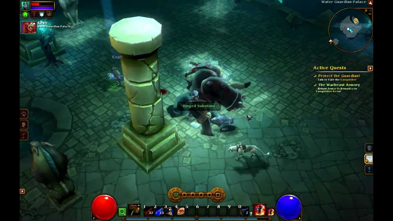 Torchlight II - Defeating General Grell