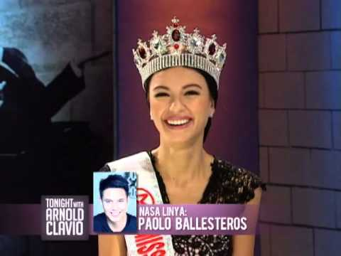 "Val Weigmann gets well wishes from her ""asawa"" Paolo Ballesteros 