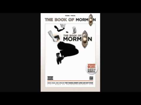 """The Book of Mormon - """"Man Up"""" Official Sheet Music(Piano Vocal) preview"""