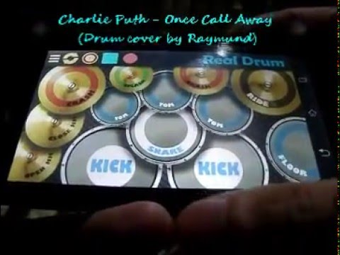 charlie puth one call away acoustic live drum cover by raymund