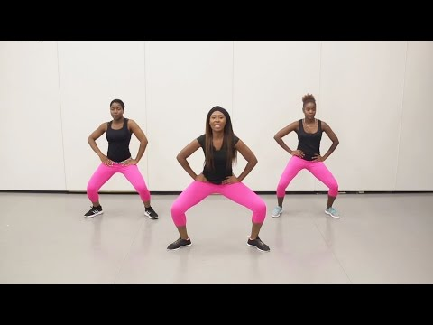 AFRICAN DANCE WORKOUT | 30 Day Booty Challenge (Level 1) | Afrifitness