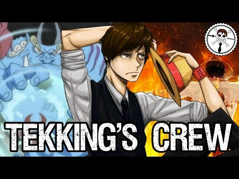 Tekking's Pirate Crew!! One Piece Pirate Crew Tag!