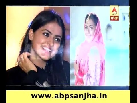 'Pakko' Simi Chahal's first ever interview on ABP Sanjha