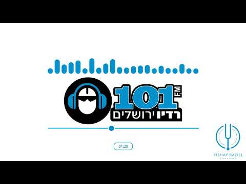 101fm | Jerusalem Radio | Station IDs