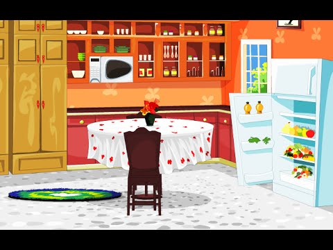 New Home Kitchen Decoration Game Fun Online Interior Design Games Girls Kids Teens Youtube