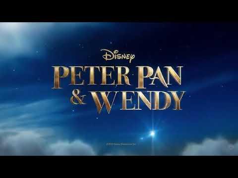 PETER PAN   WENDY Animated Movie Trailer  2021  Jude Law  Disney   Movie HD