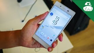 Sony Xperia Z5 First Look