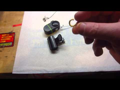 Easy Ice Fishing Tip Up Alarm For Under $3.00!!