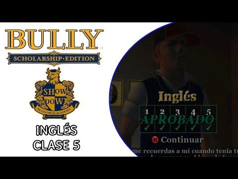 Bully Clase De Ingles 1 En Ingles Variaciones Clase