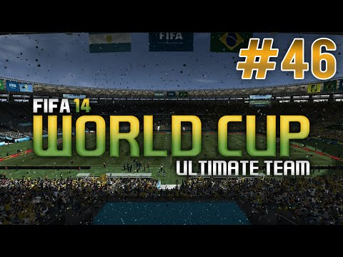 FIFA 14 Ultimate Team | World Cup | #46 | Asian Confederation Team