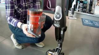 Nettoyage du filtre des aspirateurs Balais Rowenta RH8829 _ Defitec