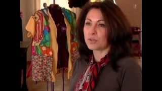 Seconde vie pour les tissus de luxe en Bolivie