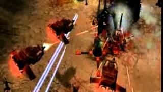 Трейлеры к игре Warhammer 40,000 Dawn of War   Soulstorm на русском языке
