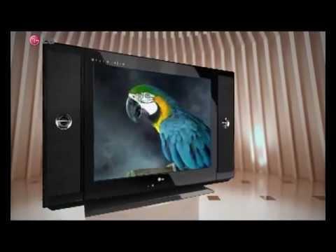 LG Ultra Slim TV