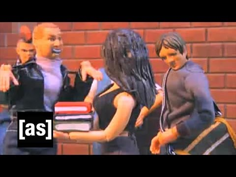 The Sarah Connor Chronicles | Robot Chicken | Adult Swim