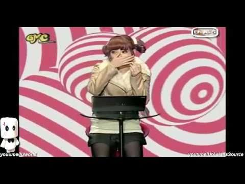 [GMC Show HQ 091125]IU (아이유) - Marshmallow Hairstyle, Laugh & Cry