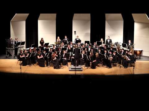 Ringgold High School Symphonic Band - Tribal Quest