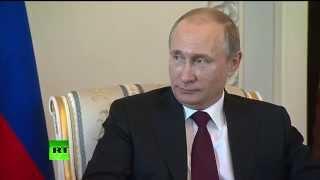 Владимир Путин о слухах о своем здоровье: Без сплетен будет скучно(Президент РФ Владимир Путин прокомментировал сообщения о якобы проблемах со здоровьем. Он отметил, что..., 2015-03-16T11:28:33.000Z)