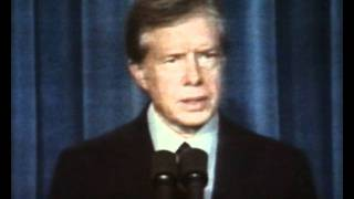 Jimmy Carter Iran hostage crisis speech