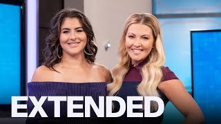 Bianca Andreescu Says Drake Slid Into Her DMs After Viral Jimmy Fallon Interview | EXTENDED