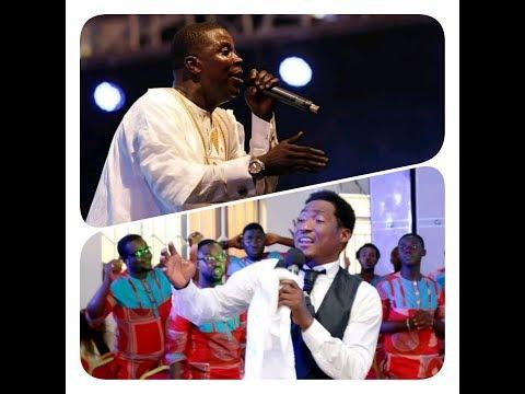 WATCH VIDEO: Jack Alolome & Apostle Oko Hackman Extravagant Worship @P.C.I