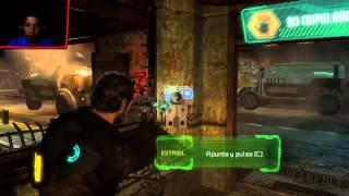 matando zombies y huyendo de la ley xD | dead space 3