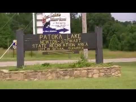 Patoka Lake, Crappie Fishing Trip