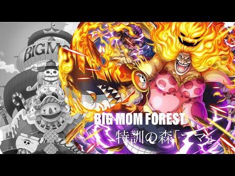 V2 Big Mom Vs Big Mom Forest OPTC