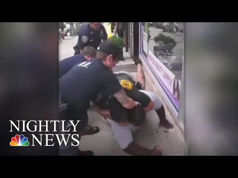 Eric Garner Chokehold Death: No Indictment | NBC Nightly New