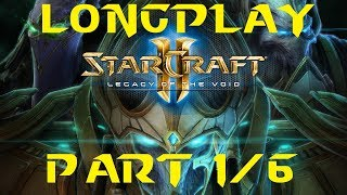 PC Longplay [1046] StarCraft 2: Legacy of the Void (Part 1 of 6)