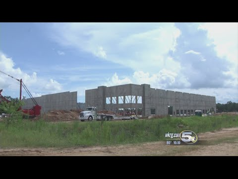 Amazon Sortation Facility Set for October Opening in Mobile County