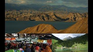 151. ΚΙΡΓΙΣΙΑ - KIRGISTAN: Yert, Osh, Uzgen, Toktogul, Kalmak Ashuu, Bishkek, Central Asia Market
