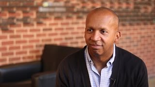 NYU Law Professor Bryan Stevenson on why he seeks societal change through the court system