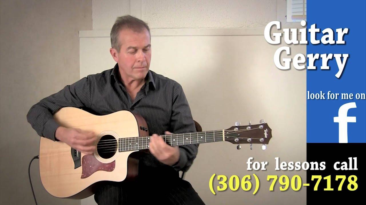 Nitty Gritty Dirt Band Fishin In The Dark Guitar Gerry