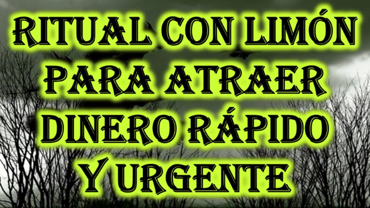 Ritual con lim n para atraer dinero r pido y urgente youtube - Atraer el dinero ...