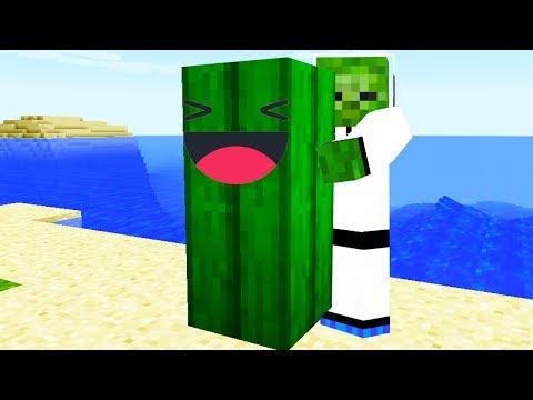 MI AMIGO EL CACTUS! Minecraft 1.12.2 Huggable Cactuses