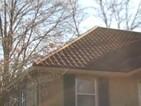 DECRA Villa Tile, stone coated steel roof installation in Kansas City