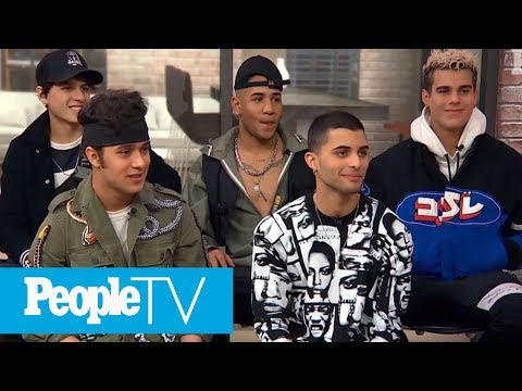 CNCO Spill On The Qualities They Look For In A Girl  PeopleTV