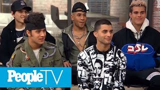 Baixar CNCO Spill On The Qualities They Look For In A Girl | PeopleTV